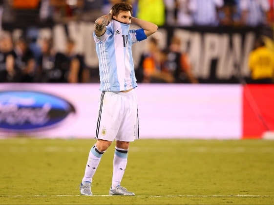 Lionel Messi And a History of Messed up Chances For Argentina