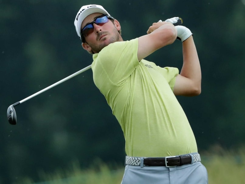 Little-Known Andrew Landry Leads Storm-Tossed US Open