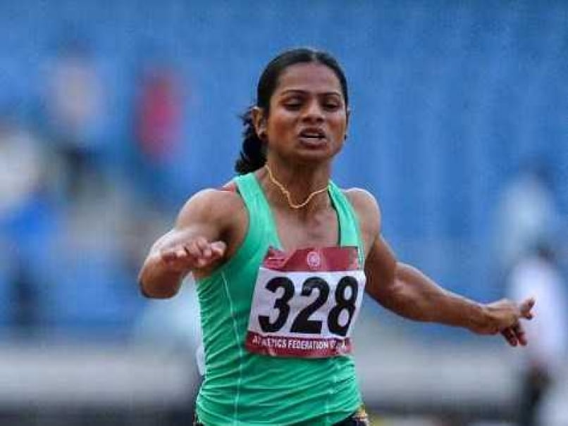 Wow, I'm Going To Be An Olympian, Exclaims a Jubilant Dutee Chand