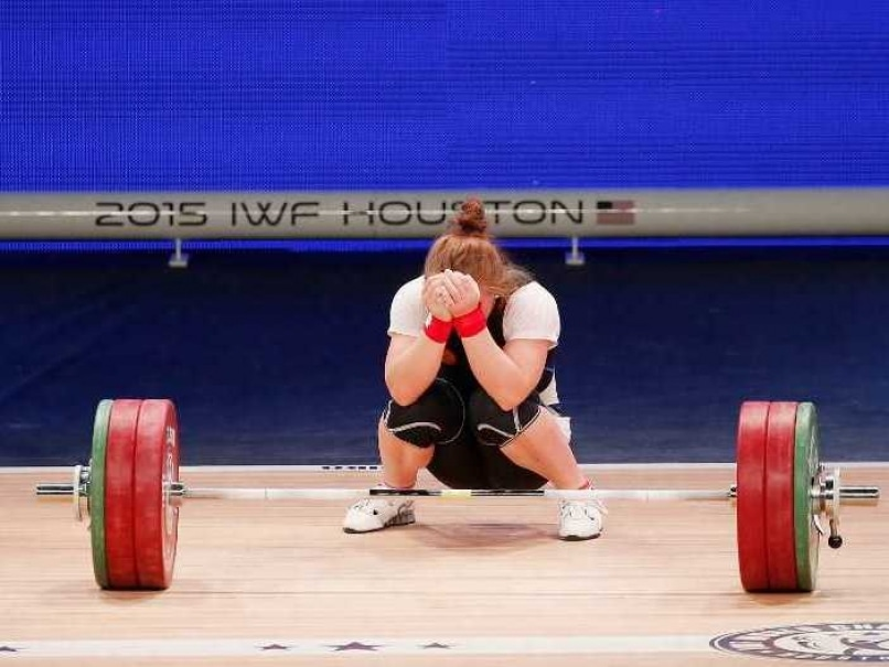 Rio Olympics: Russia Weightlifting Team Facing Ban Over Doping