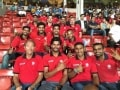 World T20: Hockey Team Cheers for India in Bangladesh Match