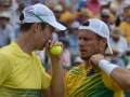 Hewitt Comes Out of Retirement For Australia, But Loses Davis Cup Tie