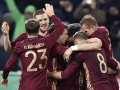 Russia, Poland Ease to International Friendly Wins