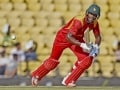 Zimbabwe Hang On To Win in ICC World Twenty20 Opener