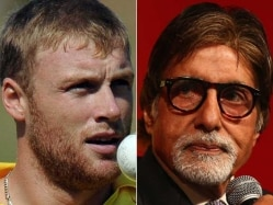 After England Win, Jubilant Andrew Flintoff Baits Amitabh Bachchan in Round 2