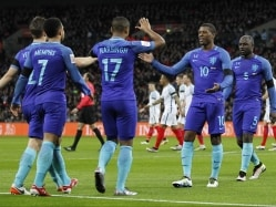 Netherlands Bring England Back to Earth in International Friendly