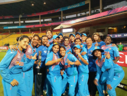 World T20: Indian Eves Rout Bangladesh by 72 Runs