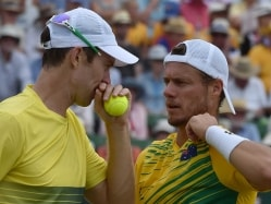 Lleyton Hewitt Comes Out of Retirement For Australia, But Loses Davis Cup Tie