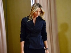 Maria Sharapova Appeals Two-Year Doping Ban to CAS