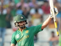 Mohammad Hafeez Ruled Out of Limited-Overs Series Versus West Indies
