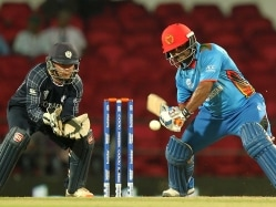 Afghanistan, Zimbabwe Notch Up Gritty Wins In Opening Matches of World T20