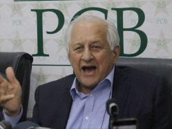 PCB Chief Does a U-Turn, Allows Players' Families to Stay