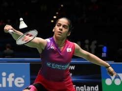 Saina Nehwal Enters Quarterfinals, PV Sindhu Loses in Asian Badminton