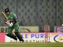 Umar Akmal Returns To Pakistan Squad For West Indies T20s