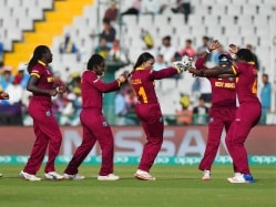 World T20: Indian Women Bow Out With Loss to West Indies