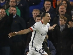 Paris Saint-Germain Clinch Fourth Straight French Title With Eight Games to go