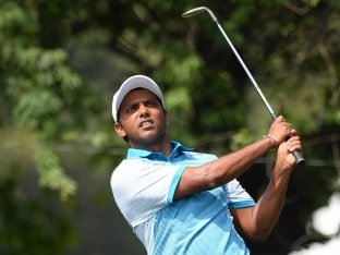 SSP Chawrasia Misses Cut at Irish Open