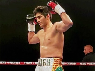 Vijender Singh to Square Off Against Frenchman Matiouze Royer on April 30