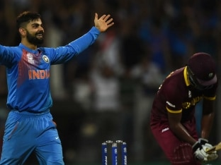 World T20: Virat Kohli's Heroics the Only Talking Point For India