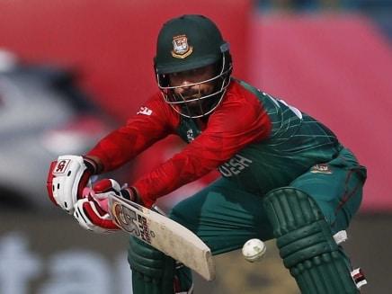 Tamim Iqbal Becomes First Bangladesh Batsman to Score 6,000 List A Runs