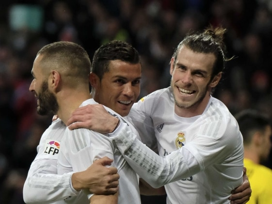 No Atletico Madrid Player Would Make Real Starting 11: Gareth Bale