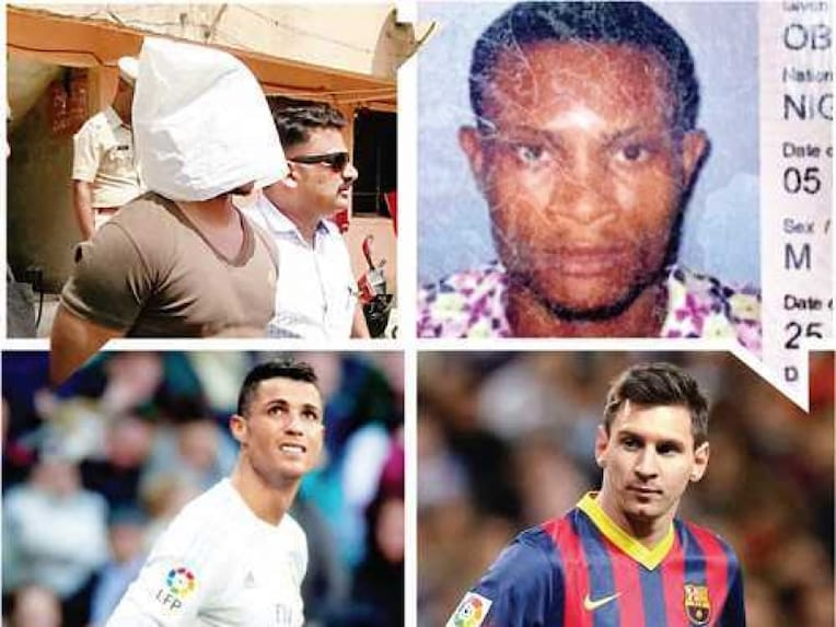 Messi Ronaldo Fans