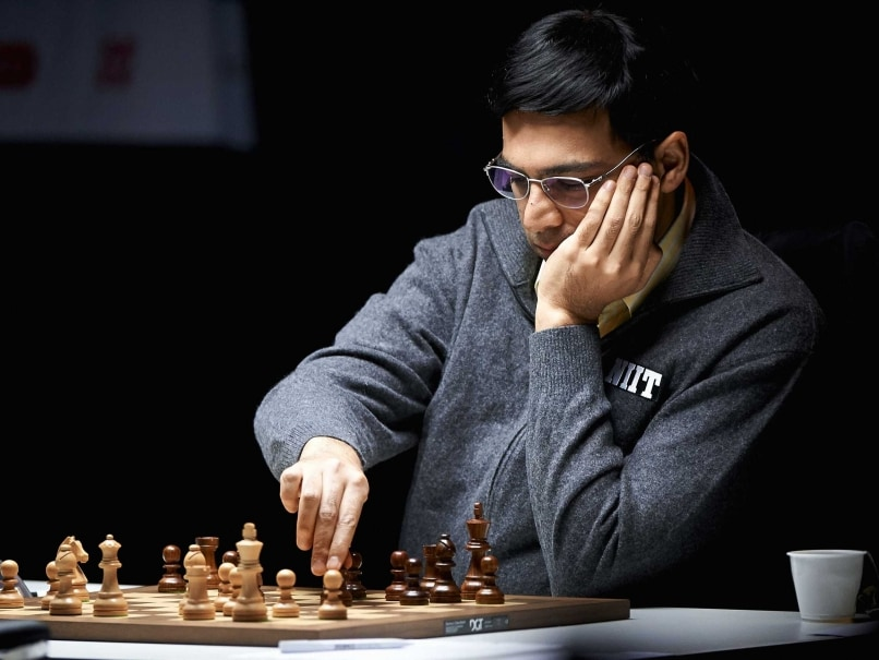 Viswanathan Anand Draws With Anish Giri, Out of Contention For Challenging World Champion Magnus Carlsen