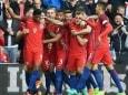 Marcus Rashford's Dream Debut For England Boosts Euro 2016 Bid