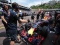 Ricciardo Tops Second Free Practice in Monaco, Lewis Hamilton Struggles