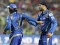 When Fiery Harbhajan Singh Clashed with Mumbai Indians Teammate Rayudu