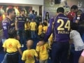 IPL: Kolkata Knight Riders Players Meet Cancer Patients