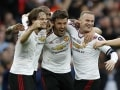 FA Cup: Ten-Man Manchester United Beat Crystal Palace For 12th Title