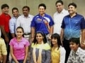 Sachin Tendulkar Meets Rio Olympics Bound Wrestlers, Boosts Morale