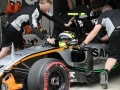 Force India Bags Two Points at Russian GP As Sergio Perez Finishes Ninth