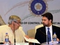 Anurag Thakur Sees Opportunity For BCCI in RM Lodha Panel's Recommendations