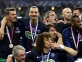 Ibrahimovic Signs Off in Style, Helps Paris Saint-Germain To French Cup