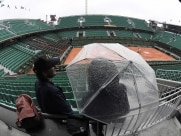French Open Monday Matches Cancelled, First Washout After 16 Years