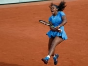 French Open: Serena Marches On, Injured Tsonga Pulls Out