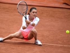 French Open: Agnieszka Radwanska, Simona Halep Crash Out, Express Anger