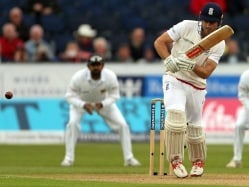 Cook Breaks Tendulkar's Record, Becomes Youngest To 10,000 Test Runs