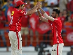 IPL: Axar Stars With Hat-Trick as Kings XI Punjab Stun Gujarat Lions