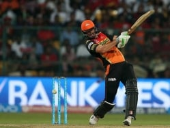Ben Cutting Cameo Propels Sunrisers Hyderabad Past 200 In 2016 IPL Final