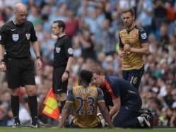 Euro 2016: Arsenal's Danny Welbeck Ruled Out For Nine Months