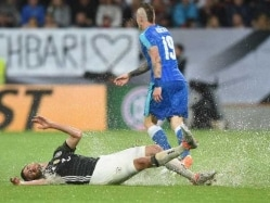 Slovakia Stun Germany in Storm-Hit Euro 2016 Friendly