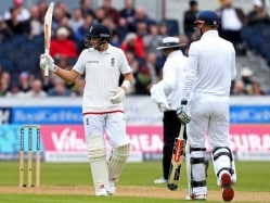 Alastair Cook Misses Out on Record, England End on 310/6 At Stumps