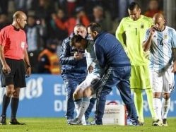 Injury Scare For Lionel Messi as Argentina Down Honduras