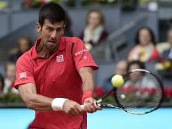 Novak Djokovic, Andy Murray Enter Madrid Open Quarter-Finals