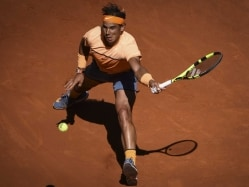 Rafael Nadal Makes Commanding Start at Madrid Masters