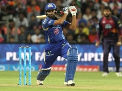 IPL: Rohit Guides Mumbai Indians to Easy Win Over Pune Supergiants