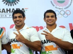 Narsingh Yadav Dope Scandal Unfortunate for Indian Wrestling, Says Sushil Kumar